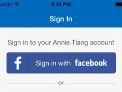 Annie Tiang 1.1 Screenshot