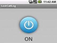 Anonymous Call Log 0.1 Screenshot