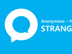 Anonymous Chat - Stranger Chat 1.3.2 Screenshot