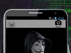 Anonymous Mask Montage Photo 1.1 Screenshot