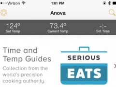Anova Culinary 1.9.1 Screenshot
