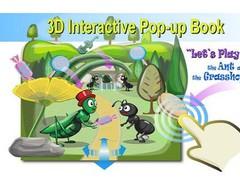 Ant&Grasshopper:3D Story Book 1.6 Screenshot