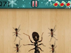 Ant Smasher Christmas - a Free Game by the Best, Cool & Fun Games 4.9 Screenshot