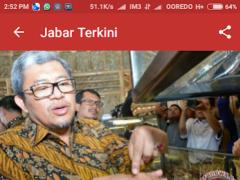 ANTARA News Jawa Barat 1.0.9 Screenshot