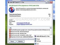 Anti-AD Guard PRO 2.1.2.7 Screenshot