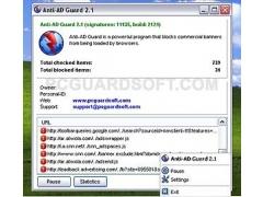 Anti-AD Guard 2.1.2.5 Screenshot