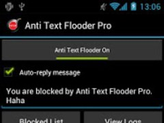 Anti Text Bomb, Text Spam 4 Screenshot