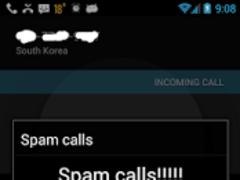 AntiSpamSMS 2 1.77 Screenshot