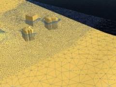 ANUGA - Hydrodynamic Modelling  Screenshot