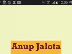 Anup Jalota Bhajan VIDEOs 4.1 Screenshot