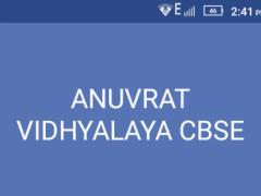 Anuvrat Vidhyalaya CBSE 1.4 Screenshot