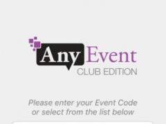 AnyEvent: Club Edition 1.6 Screenshot