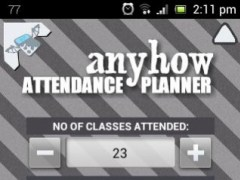 anyhow attendance planner 1 5 0 free download