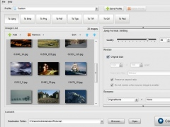 PearlMountain Image Resizer Free 1.1.4 Screenshot