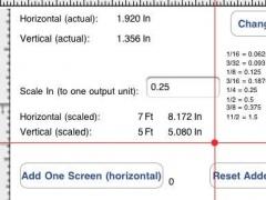 anyScale Ruler 1.0 Screenshot