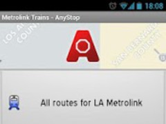 AnyStop: LA Metrolink 3.4.4 Screenshot