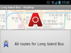 AnyStop: Long Island Bus 3.4.4 Screenshot