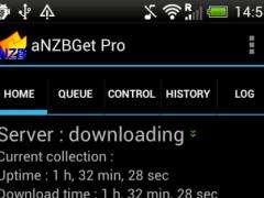 aNZBGet pro 2.0.9 Screenshot