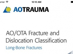 AO/OTA Fracture and Dislocation Classification 1.2.1 Screenshot