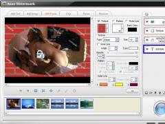 Aoao Watermark Software Business Version 5.2 Screenshot
