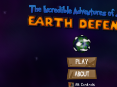 AoJ: Earth Defense 1.0 Screenshot