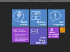 AP Exam Prep Statistics LITE 1.2.0 Screenshot