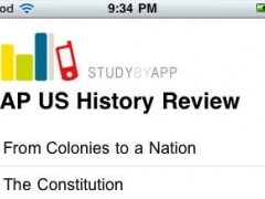 AP US History Review 1.0 Screenshot