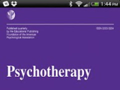 APA Psychotherapy 1.0 Screenshot