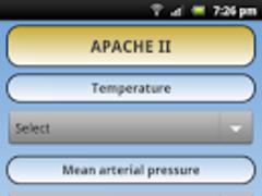 APACHE II 1.0.1 Screenshot