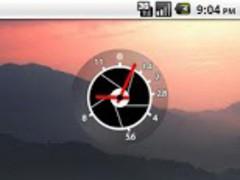 Aperture Clock Widget 1.01 Screenshot