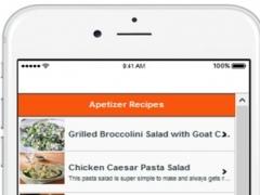 Apetizer Recipes 1.0 Screenshot