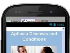 Aphasia Disease & Symptoms 1.0 Screenshot