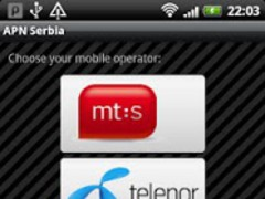 APN Serbia 1.5 Screenshot
