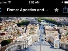 Apostles in Rome Tour 1.0 Screenshot