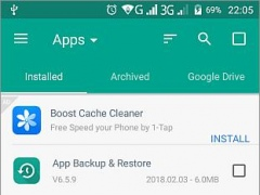 Review Screenshot - App Backup – Your Ticket to Keeping Your Data Safe