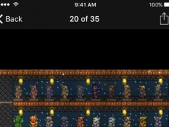 App for Terraria Free - Video Guide, Wallpapers and Wiki 1.0 Screenshot