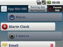 App Hist HM (Task Manager) 1.0.2 Screenshot