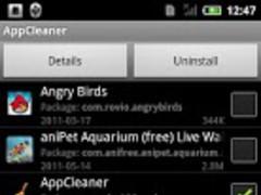 App Uninstaller, Cache Cleaner 6.0 Screenshot