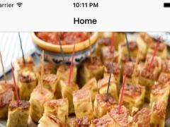 Appetizer Recipes - 10001 Unique Recipes 1.0 Screenshot