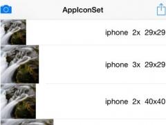 appiconset 1.1 Screenshot