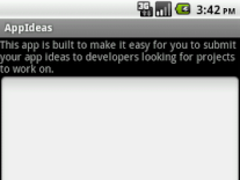AppIdeas 1.02 Screenshot
