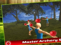 Apple Archer Shooting Pro - Bow And Arrow Archery simulation game 2016 1.0 Screenshot
