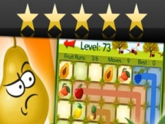 Apples and Pears Fruit Pop Puzzle Kids Games - No Ads Version 1.0 Screenshot