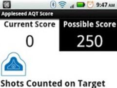 Appleseed AQT Score 1.0 Screenshot