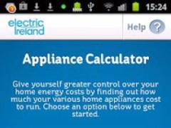 Appliance Calculator 1.3.0 Screenshot
