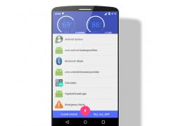 Application Booster 4.0.6 Screenshot