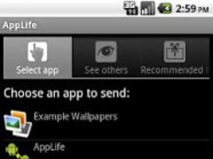 AppLife 0.8 Screenshot