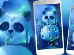 Applock Theme Panda 1.0 Screenshot