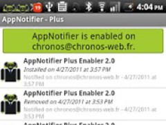 AppNotifier Plus Enabler 2.0 Screenshot