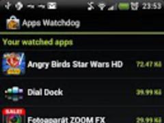 Apps Watchdog 2.0 Screenshot
